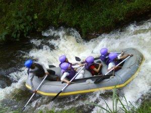 rafting pangalengan 1
