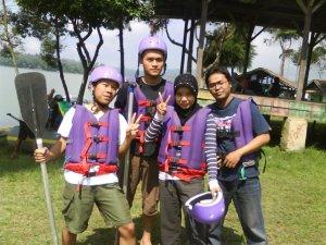 grup 1 rafting pangalengan