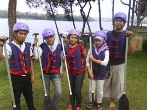 grup 2 rafting pangalengan